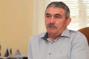 prof. univ. dr. ing. Viorel – Aurel Şerban – Rector Universitatea Politehnica Timişoara