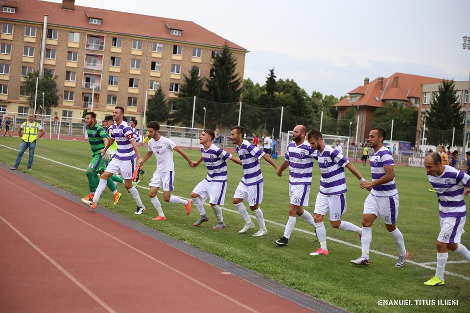 """Noul sezon competițional a adus mai multe prilejuri de bucurie pentru fotbaliști și suporteri. La 2 septembrie, CS Mioveni pleca învinsă de pe """"Știința"""", în vreme ce """"Băieții în Ghete"""" declanșau fiesta."""